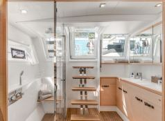 My Cute Little Cat  Lagoon Catamaran Lagoon Motoryacht 630 Interior 1