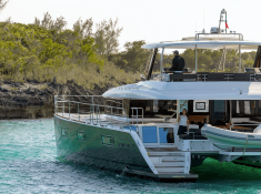 My Cute Little Cat  Lagoon Catamaran Lagoon Motoryacht 630 Exterior 8
