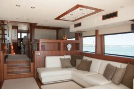 My way   Motoryacht 23M Interior 1