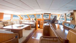 Infatuation Jongert Ketch 41M Interior 1