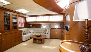 Infatuation Jongert Ketch 41M Interior 2