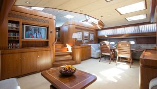 Infatuation  Jongert Ketch 41M Interior 3