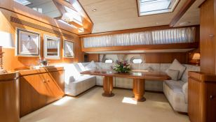 Infatuation Jongert Ketch 41M Interior 4