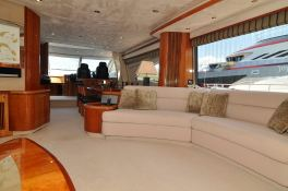 Manhattan 82 Sunseeker Interior 1