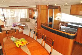 Manhattan 82 Sunseeker Interior 3