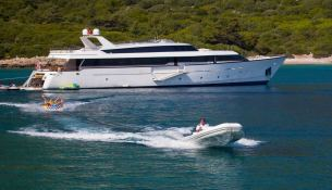 Nomi Picchiotti Yacht 31M Exterior 1