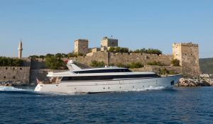 Nomi Picchiotti Yacht 31M Exterior 2