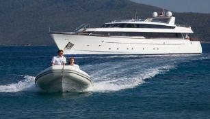 Nomi Picchiotti Yacht 31M Exterior 4