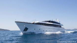 Nomi Picchiotti Yacht 31M Exterior 3