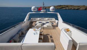 Nomi Picchiotti Yacht 31M Exterior 5
