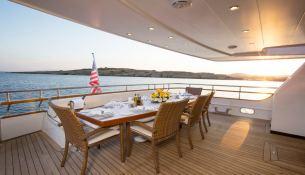 Nomi Picchiotti Yacht 31M Interior 2
