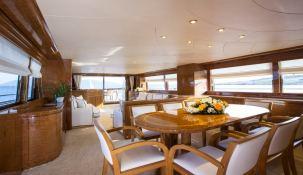 Nomi Picchiotti Yacht 31M Interior 4