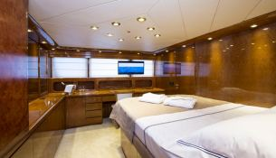Nomi Picchiotti Yacht 31M Interior 7