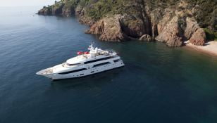 Emotion CRN Yacht 43M Exterior 1