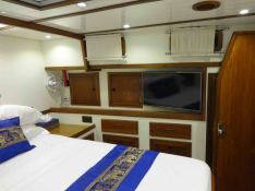 Ketch 24M Interior 4