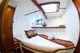 Ketch 24M Interior 2
