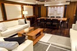 Emrys  Sunseeker Yacht 98 Interior 2