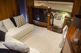 Emrys  Sunseeker Yacht 98 Interior 3