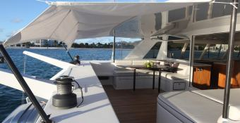 Slim   Catamaran Gunboat 66 Exterior 3