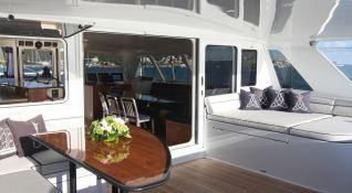 Slim   Catamaran Gunboat 66 Exterior 4