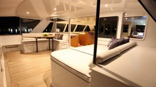 Slim   Catamaran Gunboat 66 Interior 1