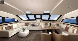 Privilege Serie 6 Alliaura Marine Interior 1