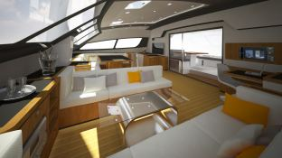 Privilege  Serie 6 Alliaura Marine Interior 2