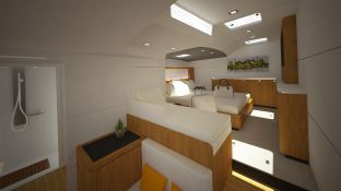 Privilege  Serie 6 Alliaura Marine Interior 4