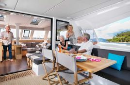 Nautitech 46 Fly Nautitech Catamaran Interior 4