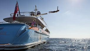 Aurelia Heesen Yacht 37M Exterior 4