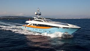 Aurelia Heesen Yacht 37M Exterior 3