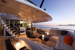 Aurelia Heesen Yacht 37M Interior 1