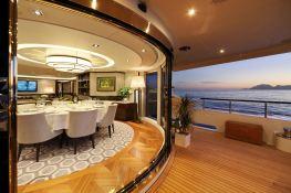 Aurelia Heesen Yacht 37M Interior 2