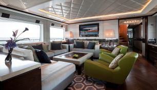 Aurelia  Heesen Yacht 37M Interior 4