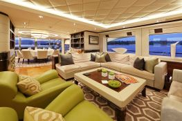Aurelia  Heesen Yacht 37M Interior 7