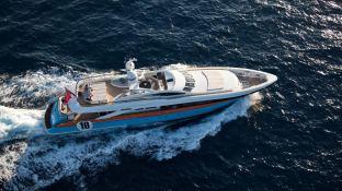 Aurelia  Heesen Yacht 37M Exterior 2