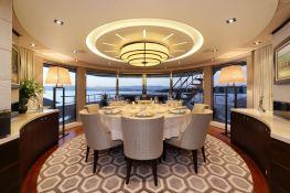 Aurelia  Heesen Yacht 37M Interior 5