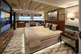 Aurelia  Heesen Yacht 37M Interior 6