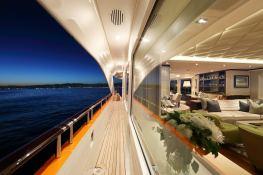 Aurelia  Heesen Yacht 37M Interior 11