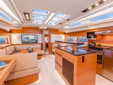 Hanse 588 Hanse Yachts Interior 2