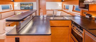 Hanse 588 Hanse Yachts Interior 3