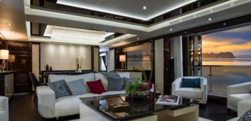 Fleur  Sunseeker Yacht 116 Interior 3