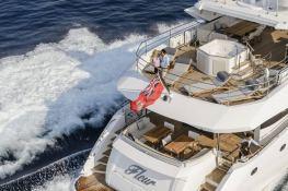 Fleur  Sunseeker Yacht 116 Exterior 3