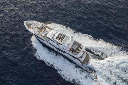 Fleur  Sunseeker Yacht 116 Exterior 4