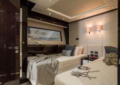 Fleur  Sunseeker Yacht 116 Interior 11