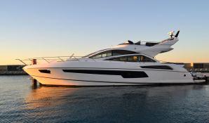 Yacht Sport 68 Sunseeker Exterior 2