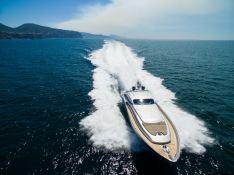Pershing 88 Pershing Yachts Exterior 3