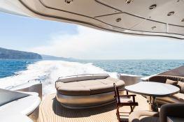 Pershing 88 Pershing Yachts Interior 2