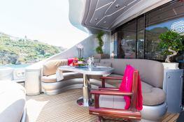 Pershing 88 Pershing Yachts Interior 3