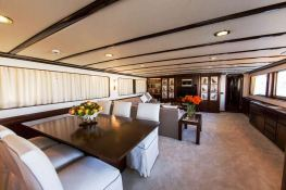 India  Benetti Classic 35M Interior 2